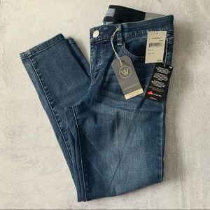 Wit & Wisdom Ankle Skinny Jeans